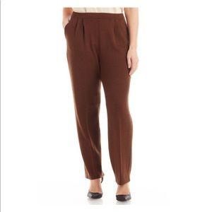 St John Vintage High Waisted Knit Pants Size 4